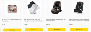 Amazon Wish List for Afghan Refugees