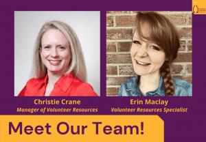 Volunteer Resources Team